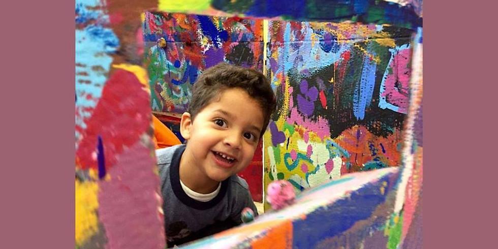Kreative Kids February
