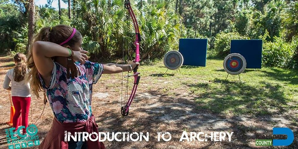 Introduction to Archery at A.D. Barnes Park