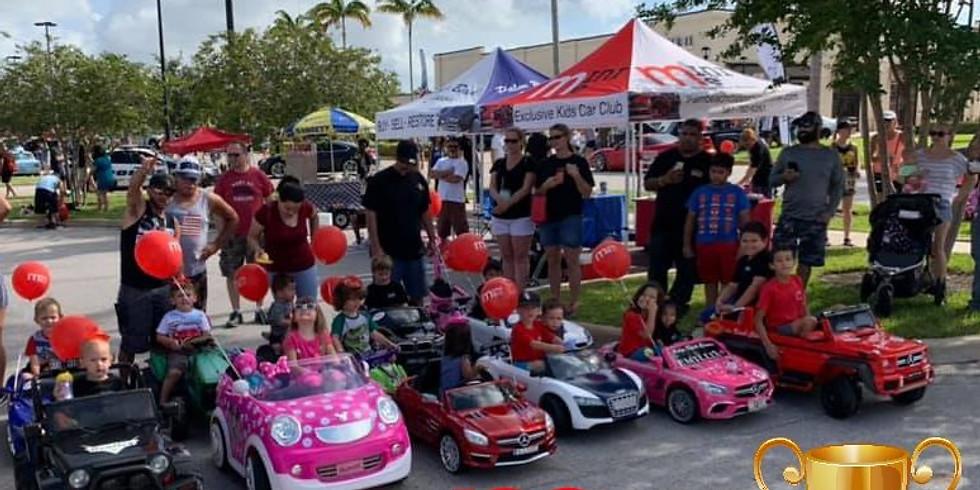 MiniMe's 1st Annual Kids Car Show