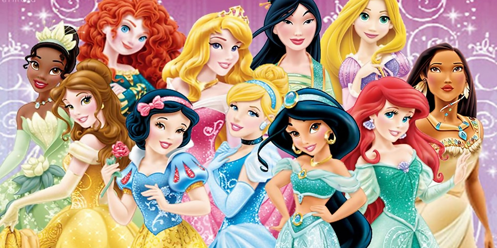 You're invited to meet all your favorite Disney Princesses!
