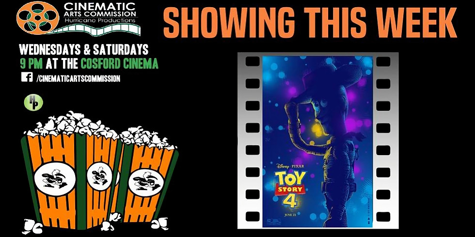 HP & CAC Present: Toy Story 4