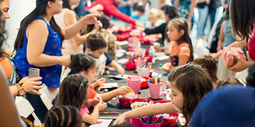 Family Day in the Miami Design District!