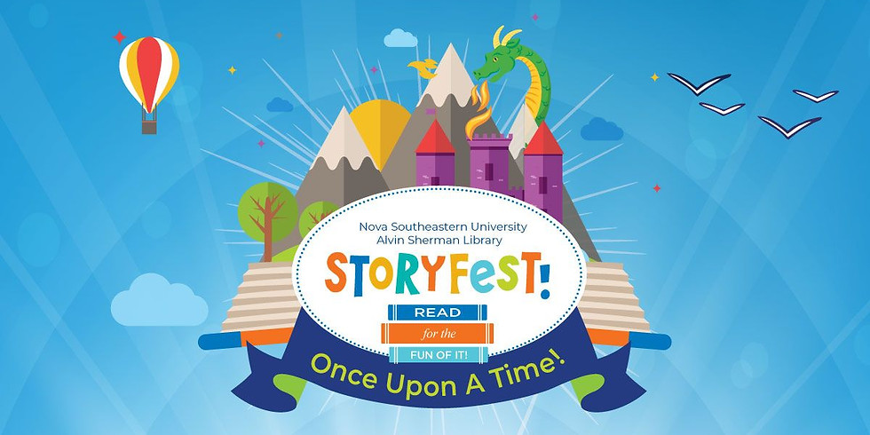 StoryFest 2020: Once Upon a Time!