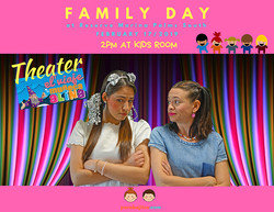 Theater Play at Family Day