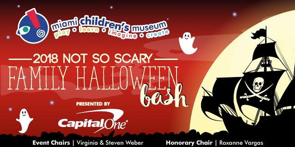 Not So Scary Family Halloween Bash