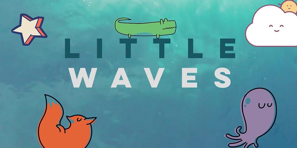 Little Waves - Volleyball Developmental Program