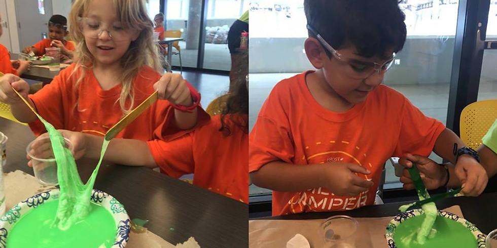 Mini-Me Science: Spooky Slime