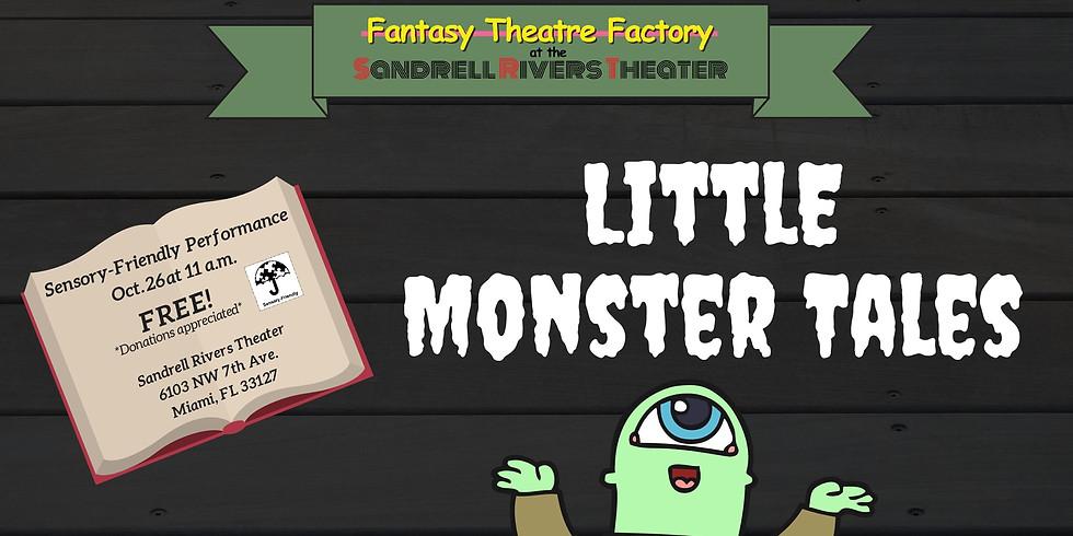 Little Monster Tales Sensory-Friendly Matinee