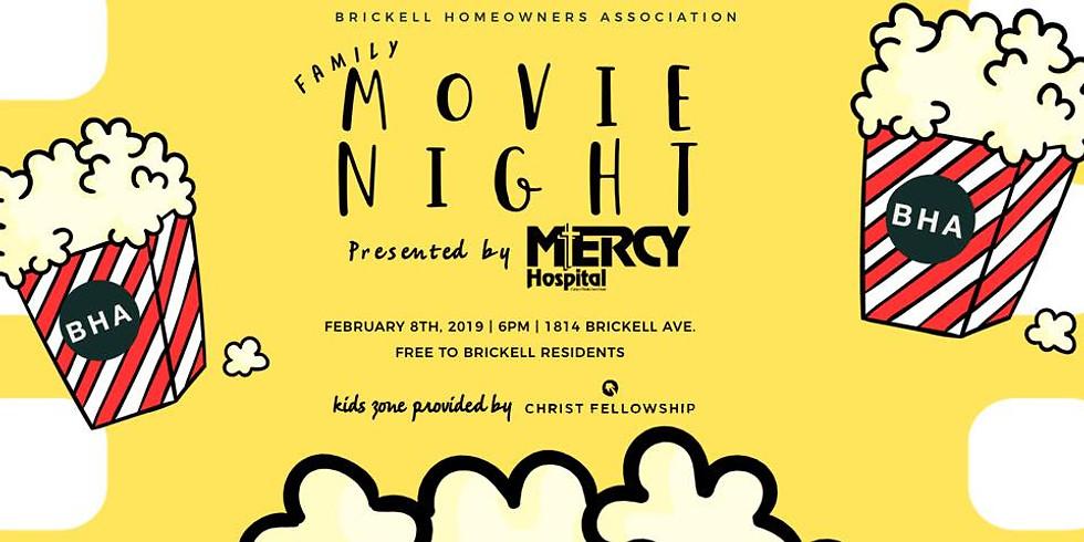 Family Movie Night Presented by Mercy Hospital