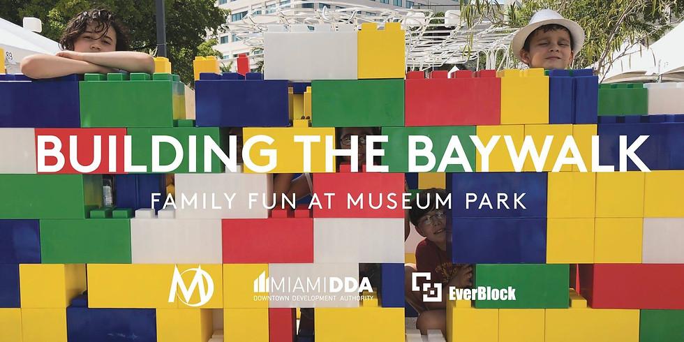 ¡Edición especial de Downtown Art Days de Building the Baywalk!