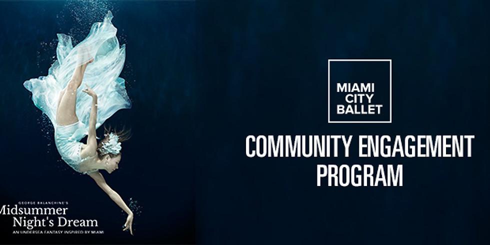 Free Family Fest: Miami City Ballet Community Engagement program