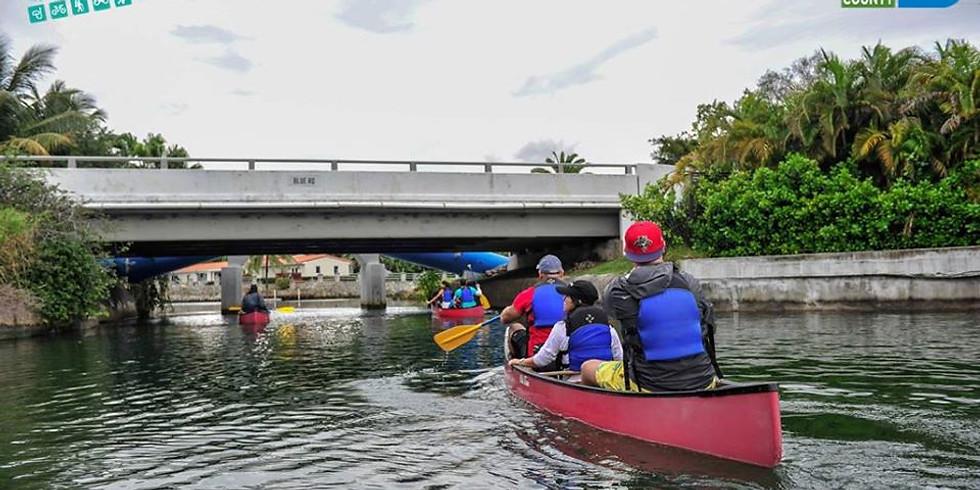 Coral Gables Waterway Kayak Tour