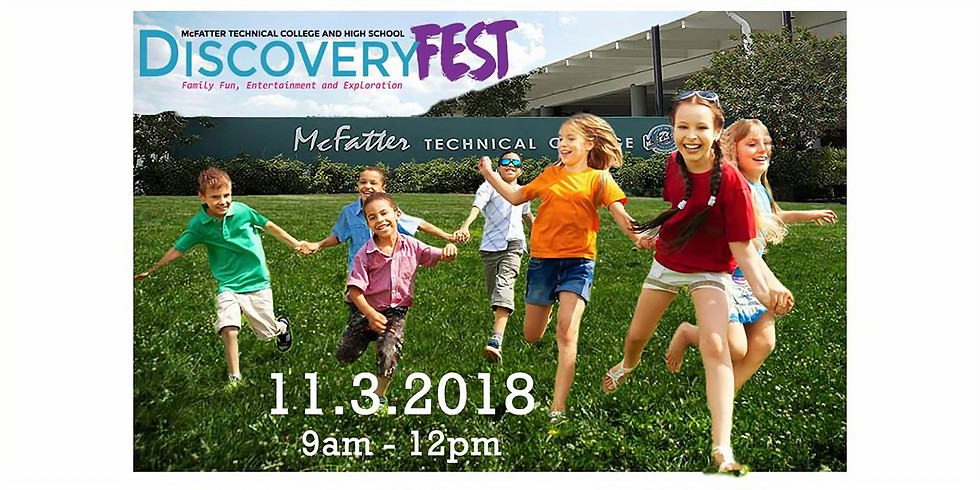 Discovery Fest 2018
