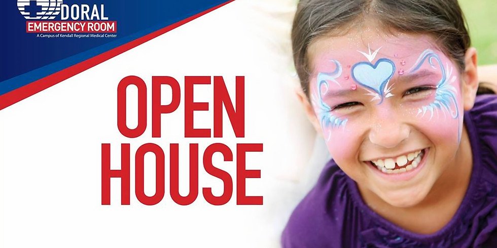 Doral Emergency Room Free Community Open House