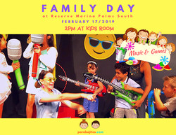 Music Show at Family Day