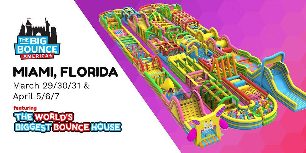 Big Bounce America 2019 | Miami FL
