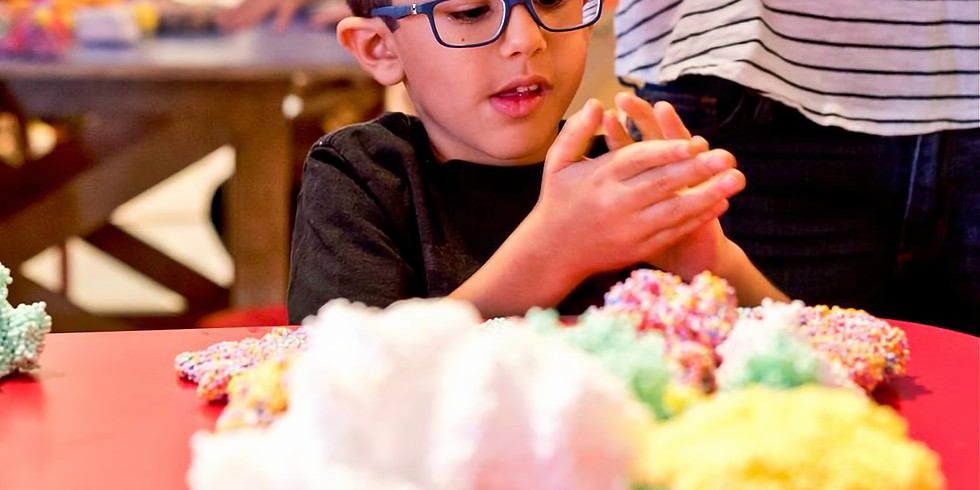 Family Fun Day: Creative Crafts