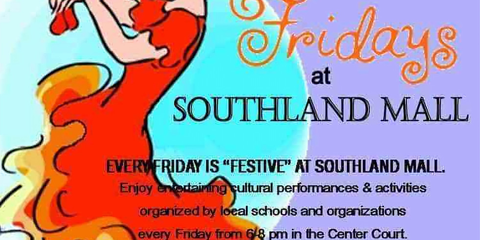 Entretenimiento gratuito en Southland Mall