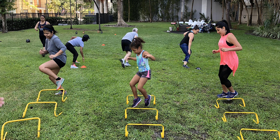 Brickell Bootcamp - Free Weekly Bootcamp in Brickell