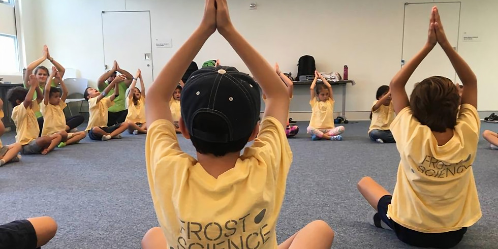 Mini-Me Science: Young Minds Yoga