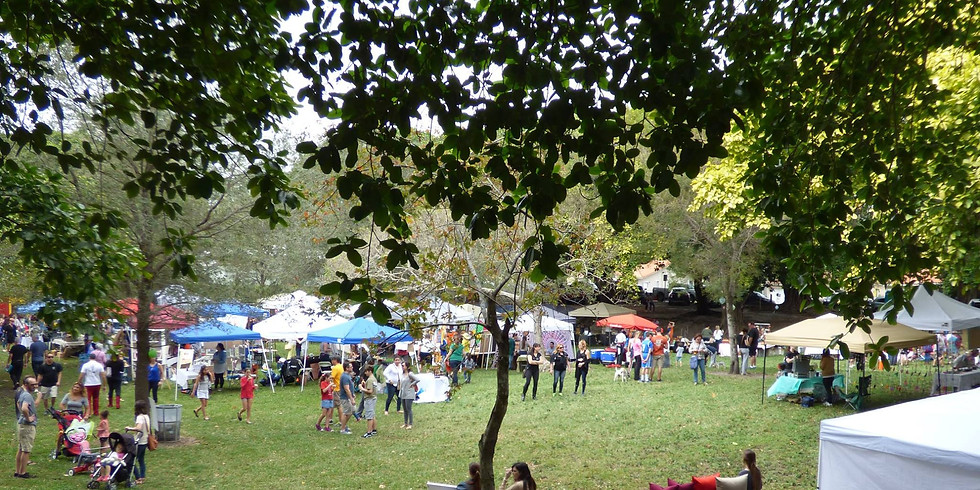 4th Annual Arts in the Park at Schenley Park