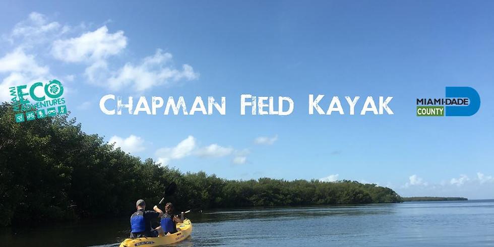 Chapman Field Kayak Trek