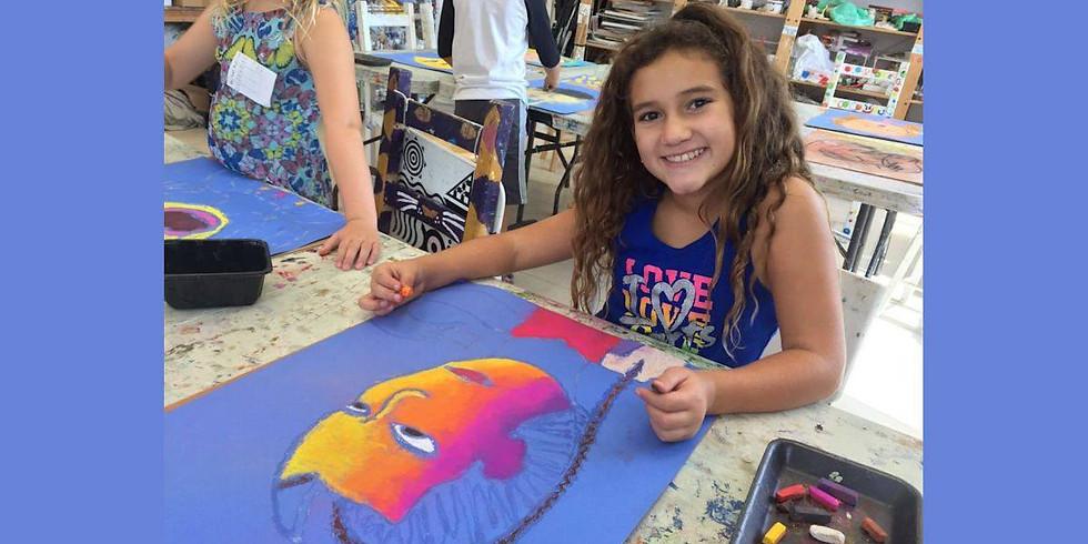 Multi Art for Children  Summer