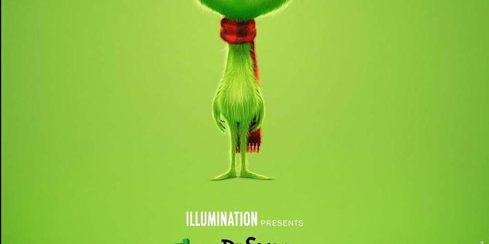 Light up the Holidays Movie Night!