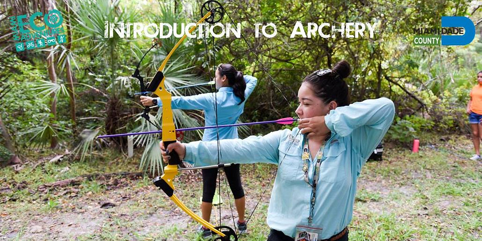 Introduction to Archery at Arch Creek Park