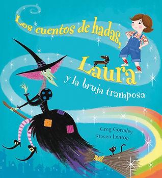 Cuentos de hadas, Laura y la bruja tramp