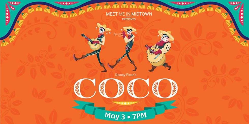 Meet Me in Midtown: Disney Pixar's Coco