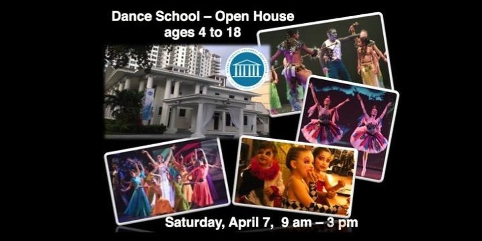 !Open House Musical Theater Program!