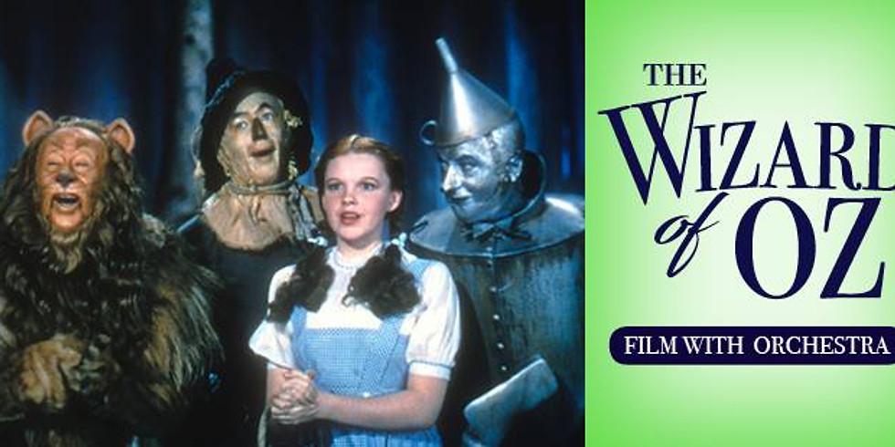 Wizard of Oz - Film with Miami Symphonic Studio Orchestra