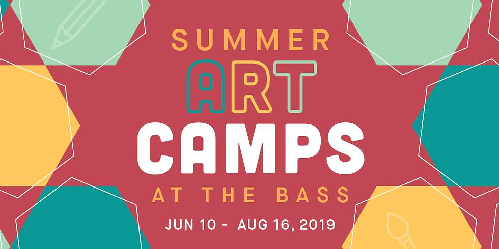 Summer Art Camps at The Bass