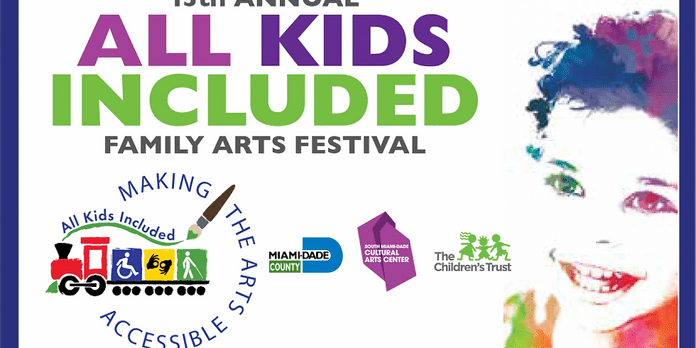 All Kids Included Family Festival