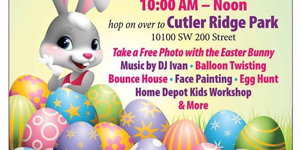 Easter Eggstravaganza