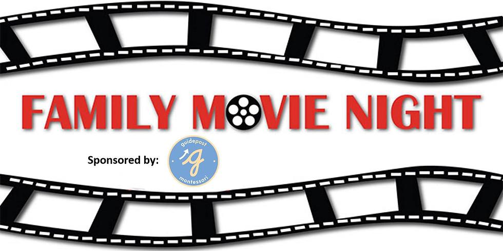 "Family Movie Night: ""The Little Mermaid"""