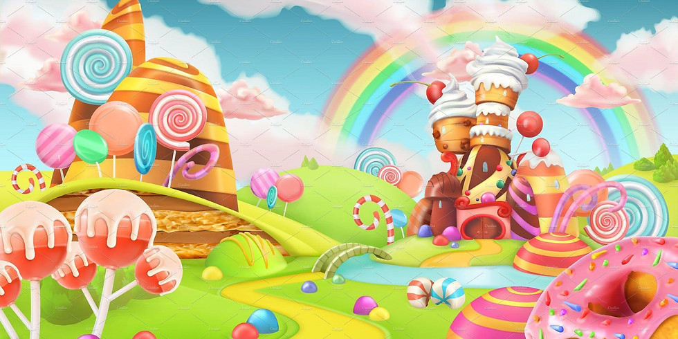 Family Night- Candyland Event