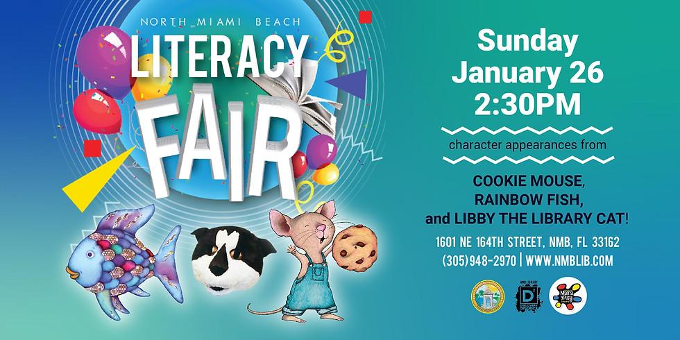 NMB Literacy Fair