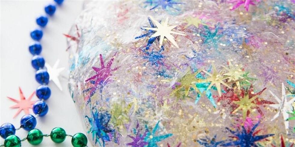 New Year's Slime (by Pipa & Belu)