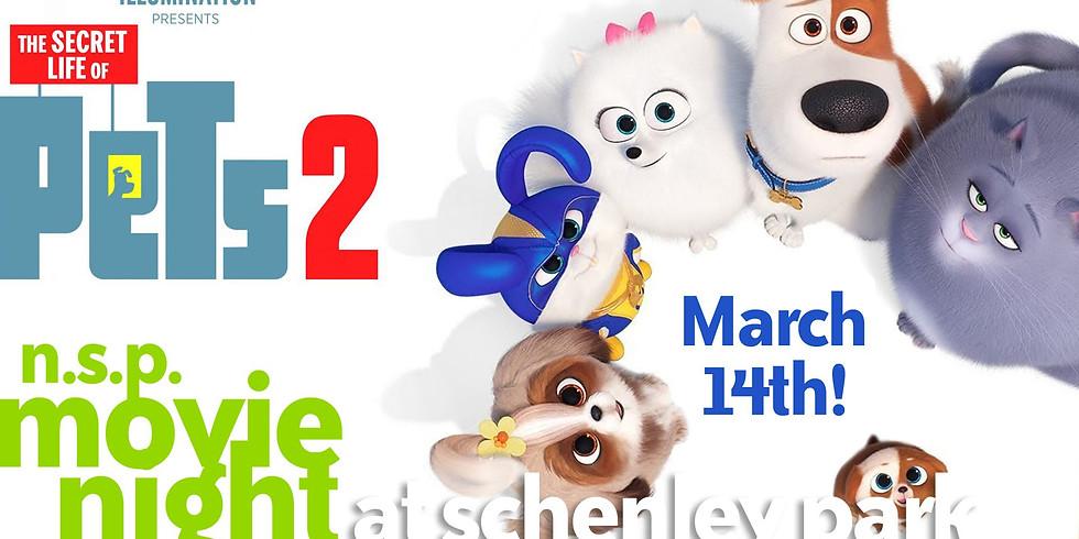 Pets 2 Movie Night at Schenley Park