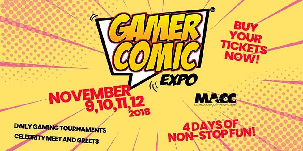 Gamer Comic Expo