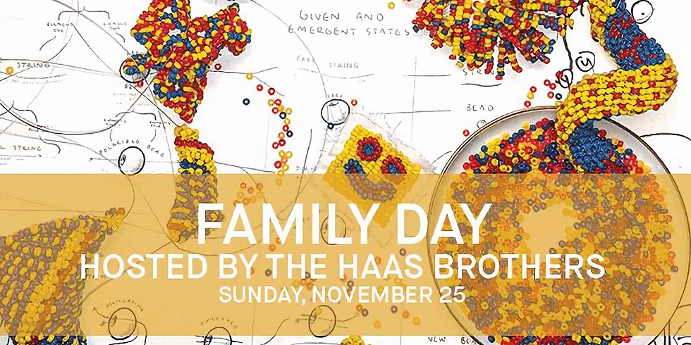 Family Day Hosted by The Haas Brothers
