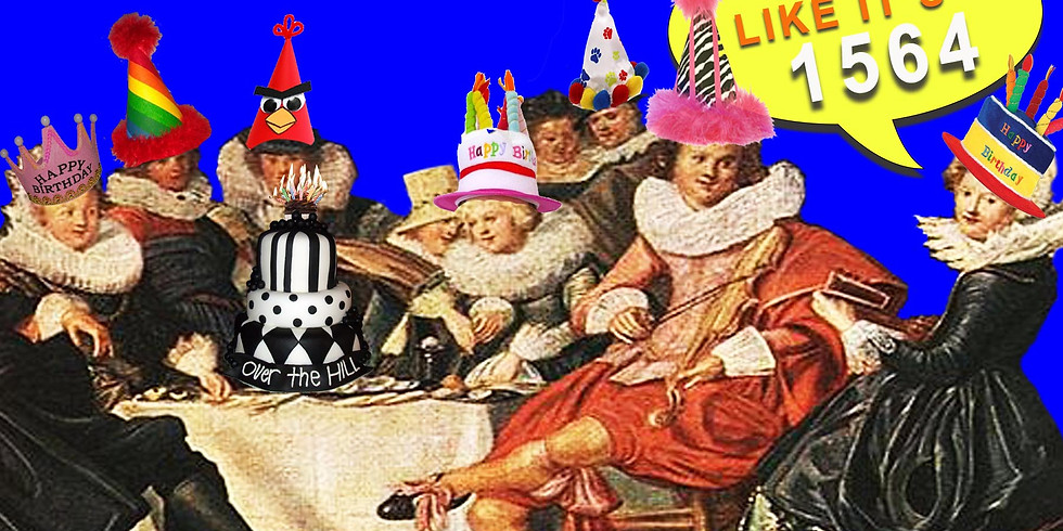 Shakespeare's Birthday Bash Free