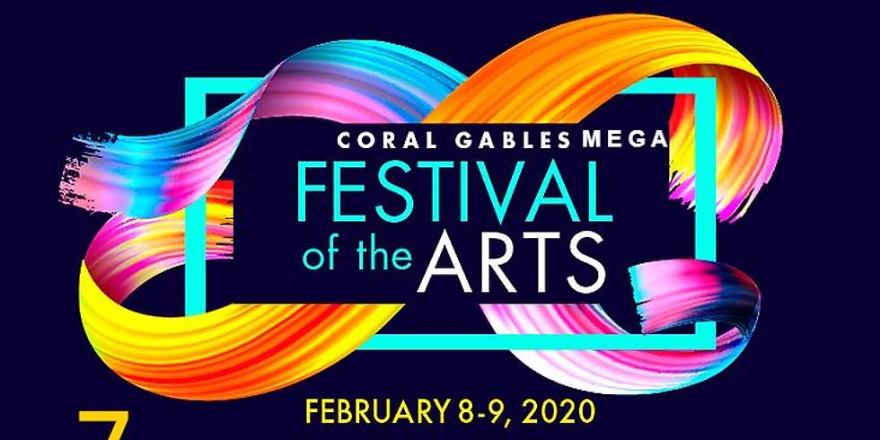 Coral Gables Art & Mega Festival
