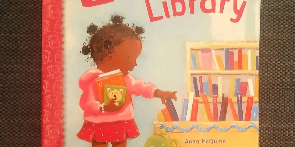 """Sunday Stories: """"Lola at the Library"""""""