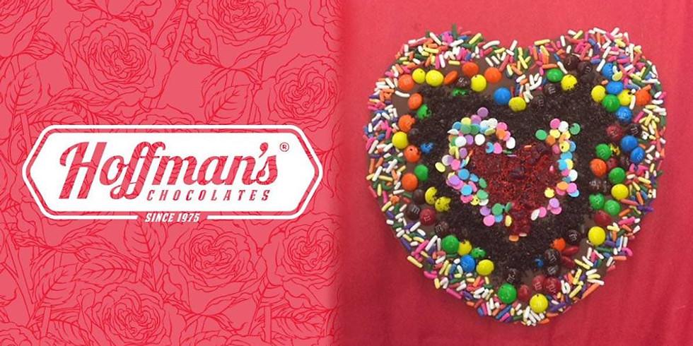 Make & Decorate a Chocolate Heart