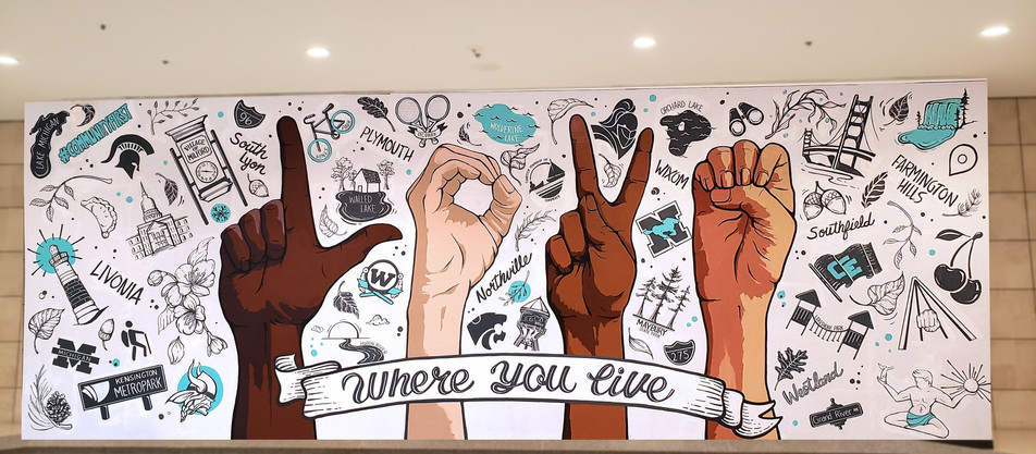 Community First Mural