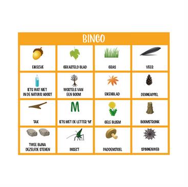 Bos-park bingo