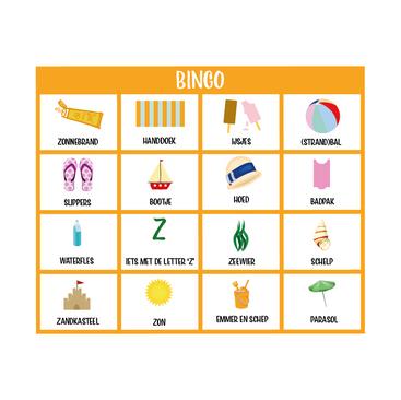 Strand bingo